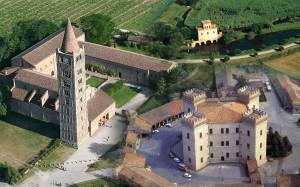 castello-della-mesola-abazia-di-pomposa-torre-abate